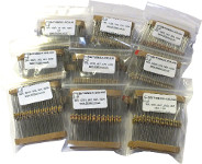 1440 Piece Resistor Kit - 0.25W Carbon