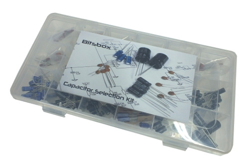 Boxed Electrolytic & Ceramic Development Kit
