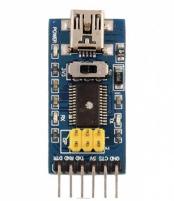FT232RL USB to TTL Program Uploader
